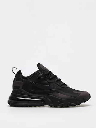 Topu00e1nky Nike Air Max 270 React (black/oil grey oil grey black)