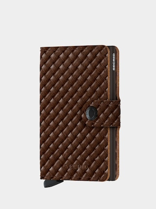 Peňaženka Secrid Miniwallet (basket brown)