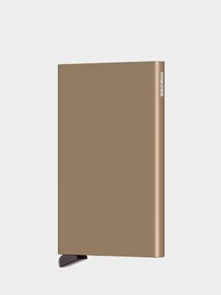 Peu0148au017eenka Secrid Cardprotector (sand)