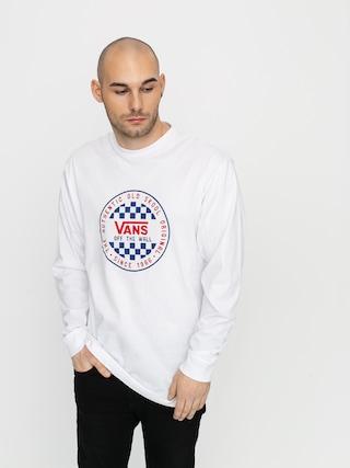 Triko Vans Og Checker (white)