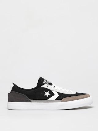Topu00e1nky Converse Net Star Classic Ox (black/white)