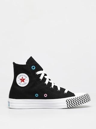 Tenisky Converse Chuck Taylor All Star Vltg Hi Wmn (black)