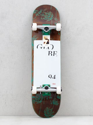 Skateboard Globe G2 Typhoon (green)