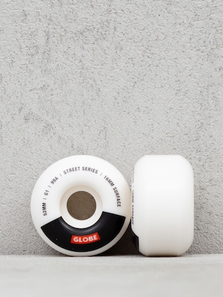 Kolieska Globe G1 (white/black/bar)