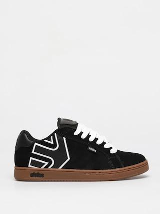 Topánky Etnies Fader (black/white/gum)