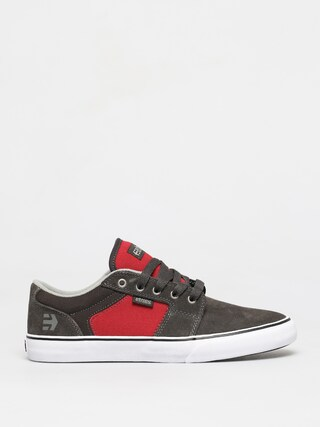 Topu00e1nky Etnies Barge Ls (dark grey/red)
