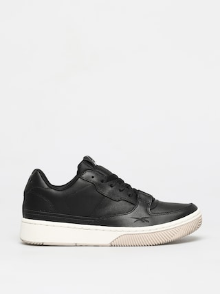 Topu00e1nky Reebok Dual Court (black/chalk/stucco)