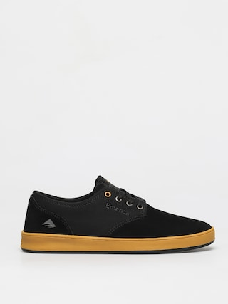 Topánky Emerica The Romero Laced (black/yellow)