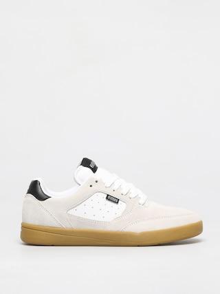 Topu00e1nky Etnies Veer (white/black/gum)