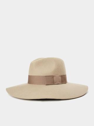 Klobu00fak Brixton Piper Hat Wmn (dark khaki)