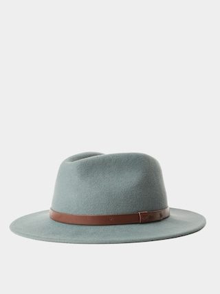 Klobu00fak Brixton Messer Fedora (cypress/brown)