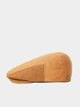 Klobu00fak so u0161iltom Brixton Hooligan Lw ZD (washed copper/hide)