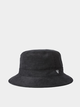 Klobu00fak Brixton B Shield Bucket Hat (black)