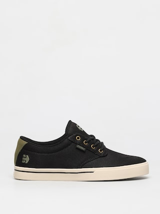 Topu00e1nky Etnies Jameson 2 Eco (black/green/gold)
