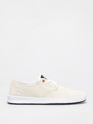 Topu00e1nky Emerica The Romero Laced (white/orange/black)