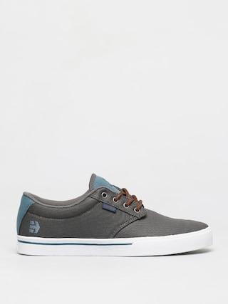 Topánky Etnies Jameson 2 Eco (grey/blue/gum)