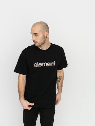 Tričko Element Origins (flint black)