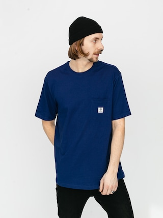 Triu010dko Element Basic Pocket Label (blue depths)