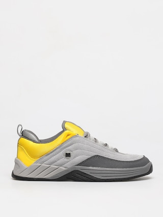 Topu00e1nky DC Williams Slim (grey/yellow)