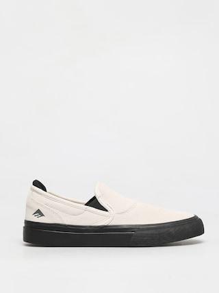 Topánky Emerica Wino G6 Slip On (white/black)