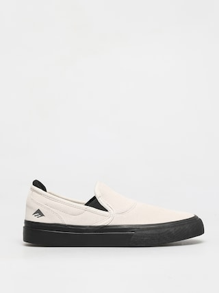 Topu00e1nky Emerica Wino G6 Slip On (white/black)