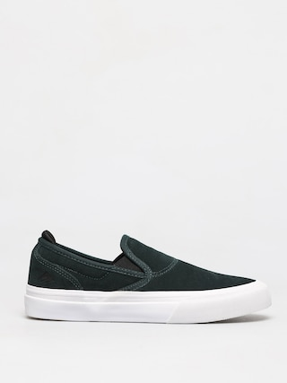 Topu00e1nky Emerica Wino G6 Slip On (green/white)