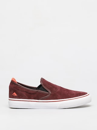 Topu00e1nky Emerica Wino G6 Slip On (burgundy)