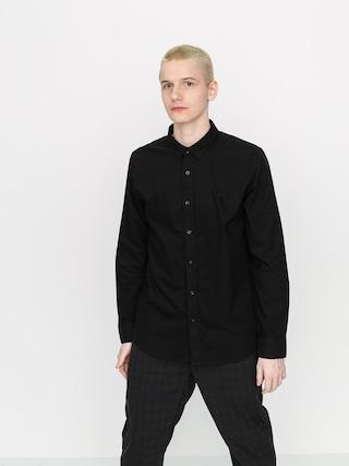 Kou0161eu013ea Volcom Oxford Stretch LS (new black)