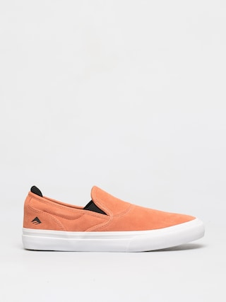 Topu00e1nky Emerica Wino G6 Slip On (peach)
