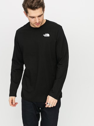 Triko The North Face Redbox (black)