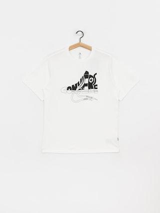 Triu010dko Converse Art (optical white)