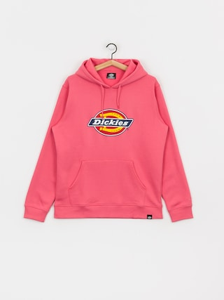Mikina s kapucu0148ou Dickies San Antonio HD (rose)