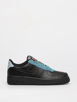 Topánky Nike Air Force 1 07 Lv8 (black/black obsidian mist cool grey)