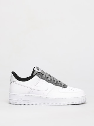 Topánky Nike Air Force 1 07 Lv8 (white/white cool grey pure platinum)