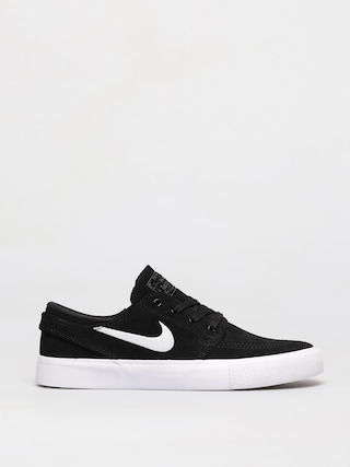 Topu00e1nky Nike SB Sb Zoom Janoski Slip Rm (black/white thunder grey gum light brown)