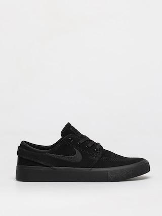 Topu00e1nky Nike SB Sb Zoom Janoski Slip Rm (black/black black black)