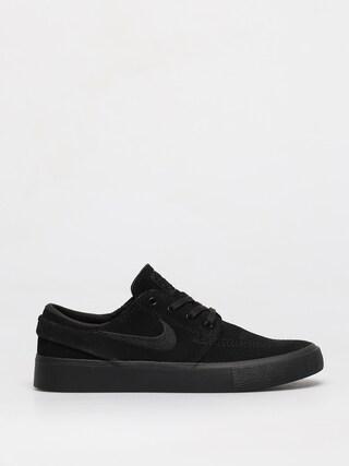 Topu00e1nky Nike SB Zoom Janoski Rm (black/black black black)