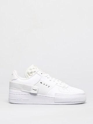 Topu00e1nky Nike Air Force 1 Type (white/white white)