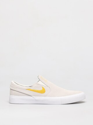 Topu00e1nky Nike SB Sb Zoom Janoski Slip Rm (summit white/university gold)