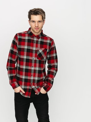 Kou0161eu013ea Volcom Caden Plaid (deep red)