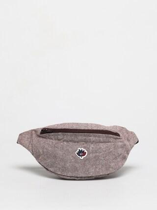 u013dadvinka Magenta Hip bag (herringbone)
