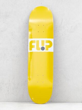Doska Flip Team Capsule (yellow)