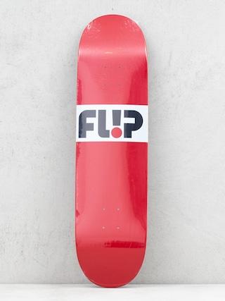 Doska Flip Team Capsule (red)
