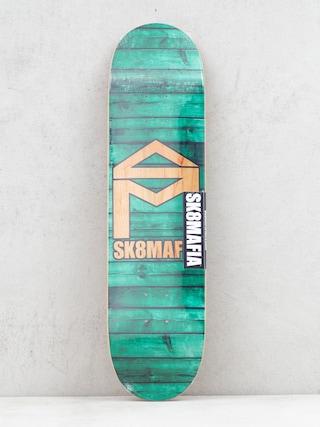 Doska Sk8Mafia House Logo Wood (multi)
