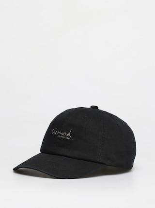 u0160iltovka Diamond Supply Co. Og Script Sports (black)