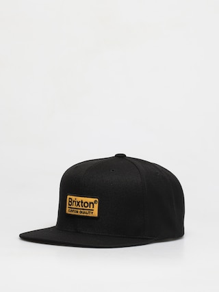 u0160iltovka Brixton Palmer II Mp ZD (black/gold)