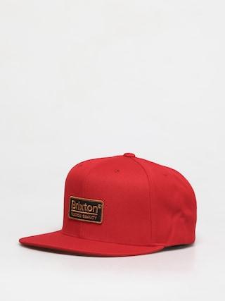 u0160iltovka Brixton Palmer II Mp ZD (lava red)
