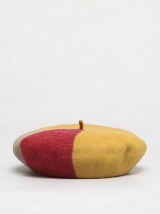Klobúk so šiltom Brixton Audrey IV Wmn (sunset yellow)