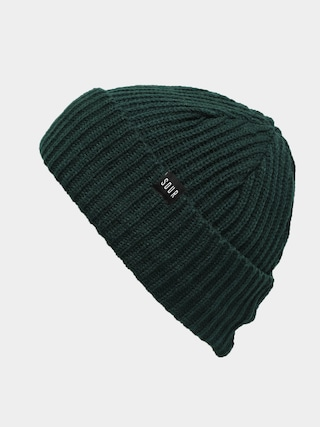u010ciapka Sour Solution Sweeper Beanie (forest green)