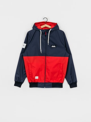 Bunda Elade Classic (navy/red)